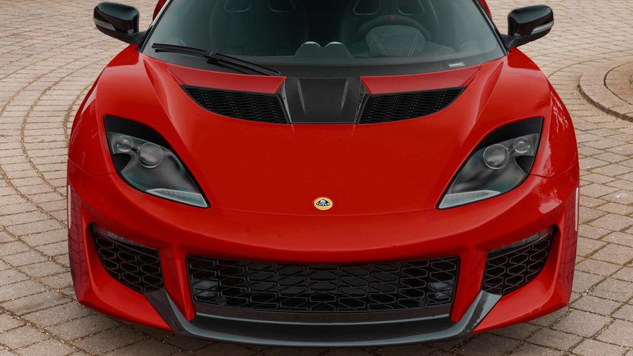 Lotus Evora 400, karbon paketiyle daha da hafifliyor