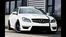 Wheelsandmore Mercedes-Benz C63 AMG Coupe