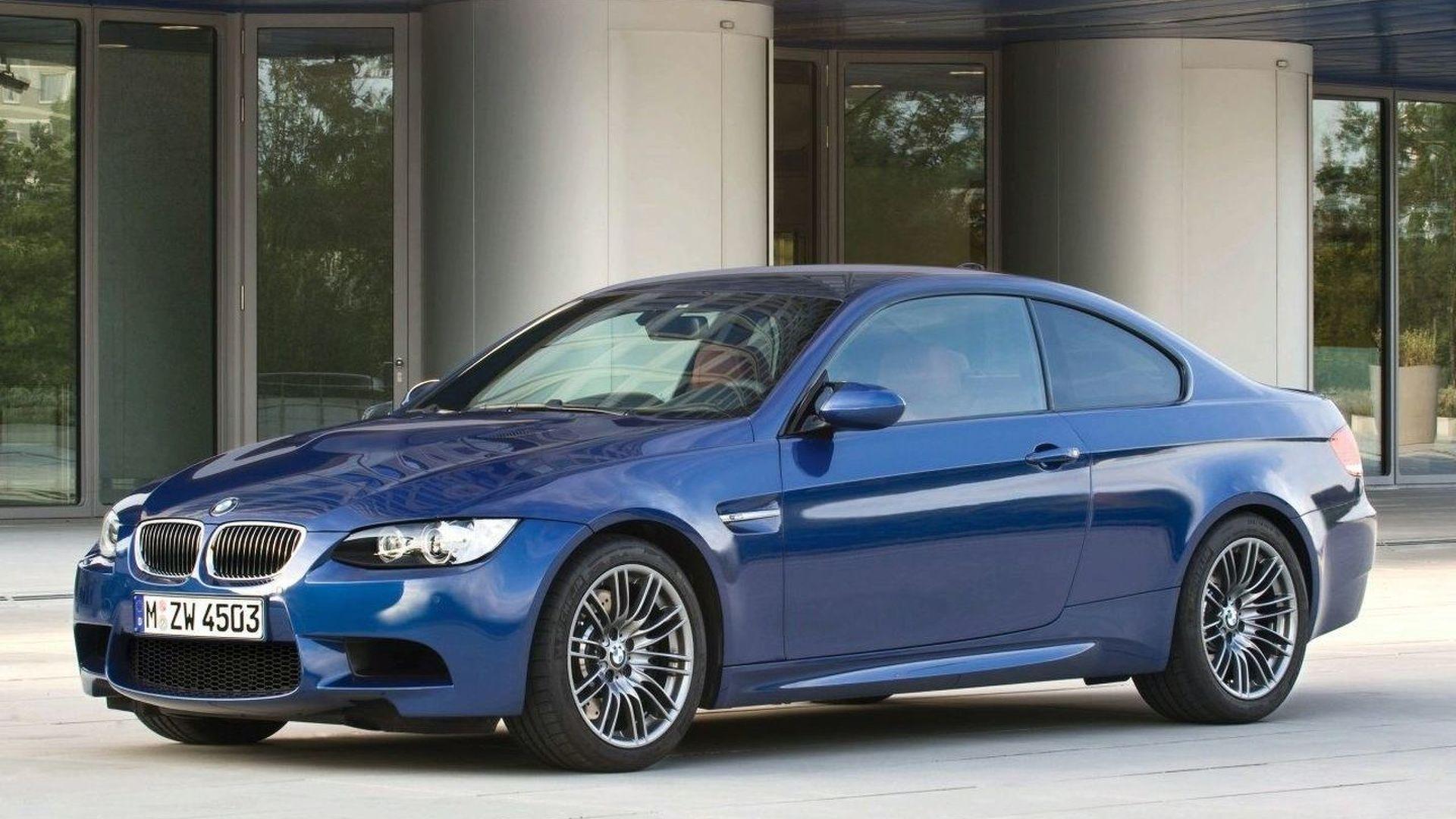 2009 BMW M3 Sedan Updates