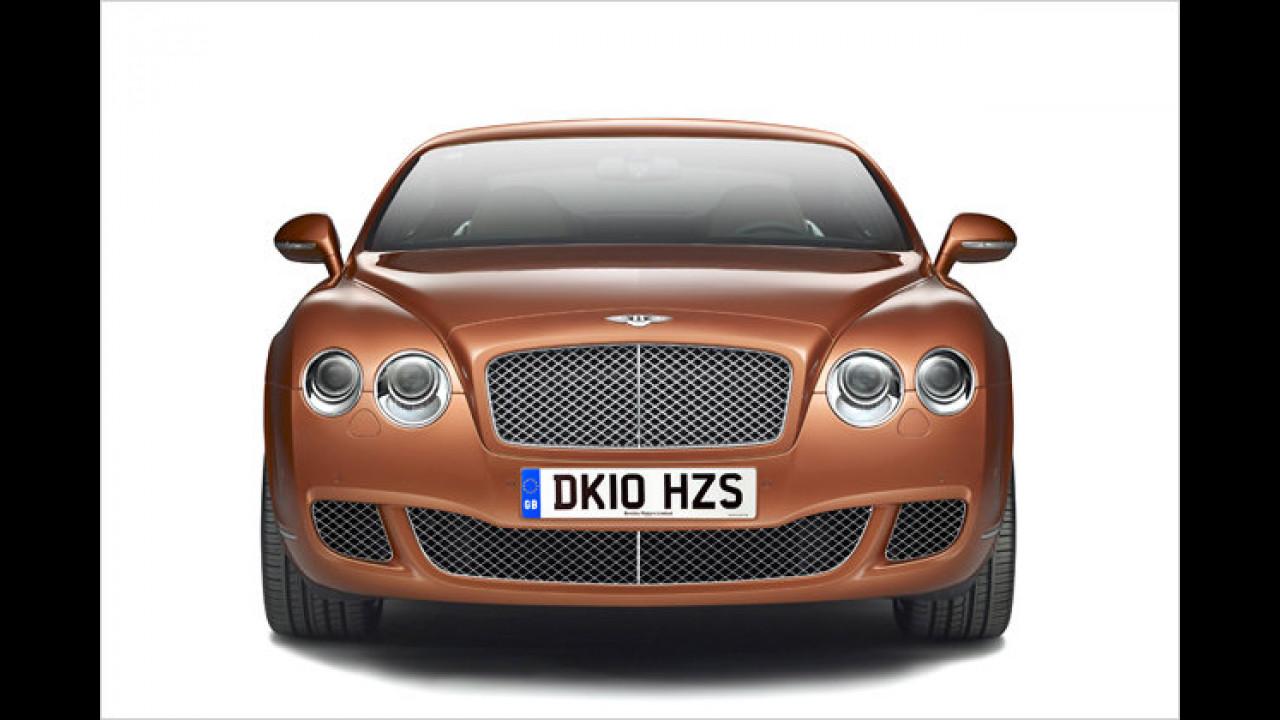 Bentleys für China