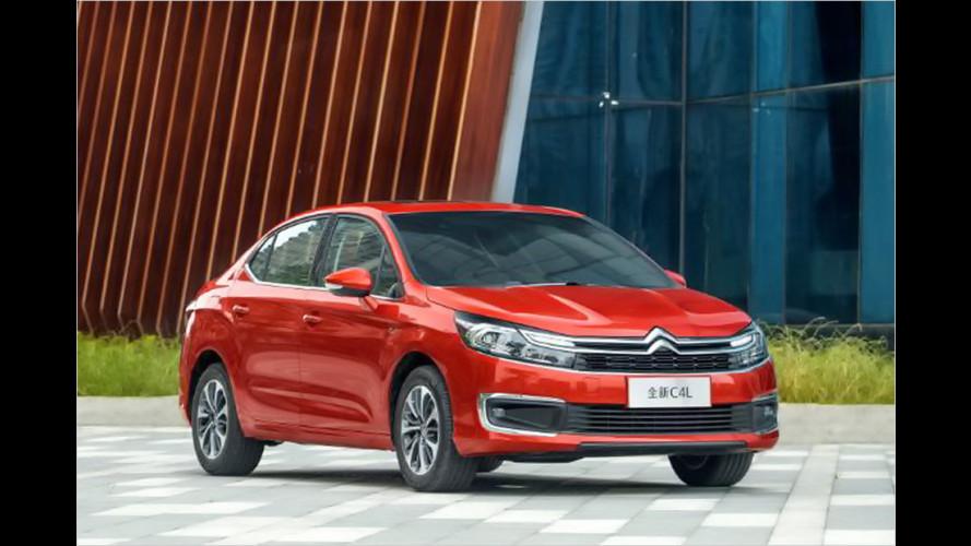 Neue Limousinen für China und Russland