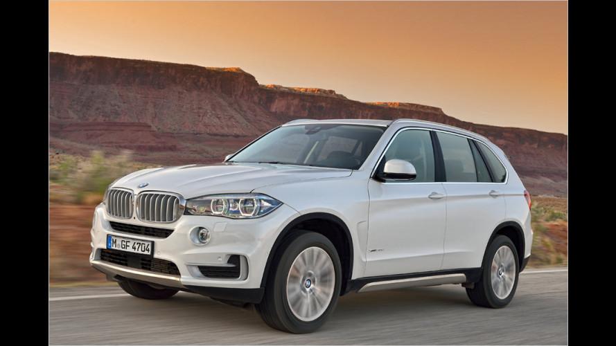 Neuer BMW X5: Diskretion ist Ehrensache