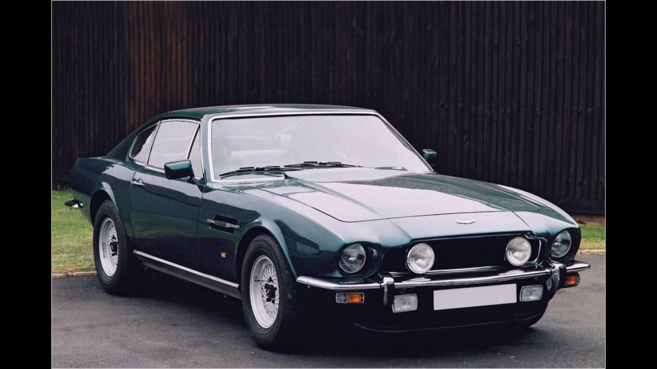 Aston Martin V8 Vantage (Der Hauch des Todes, 1987)