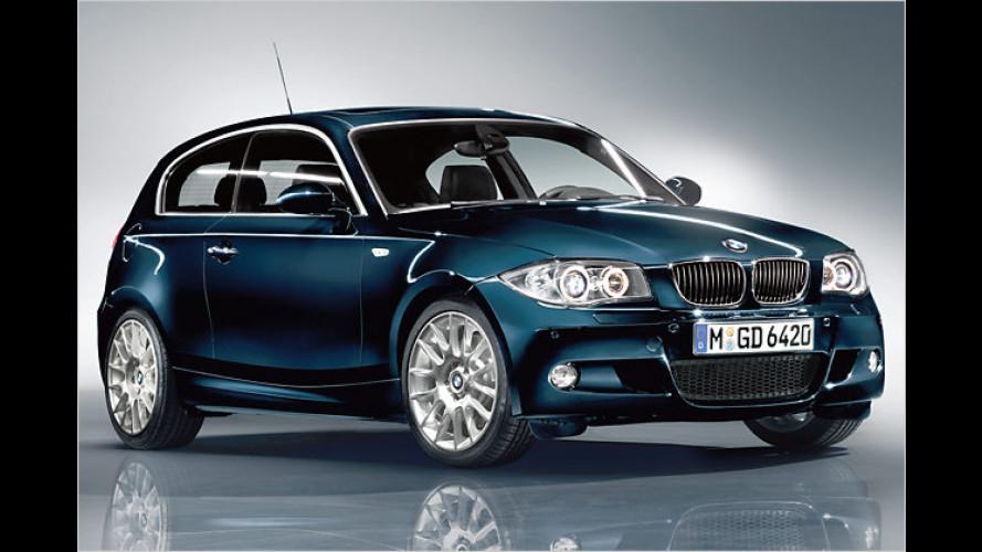 BMW bringt Limited Sport Edition des dreitürigen 1er