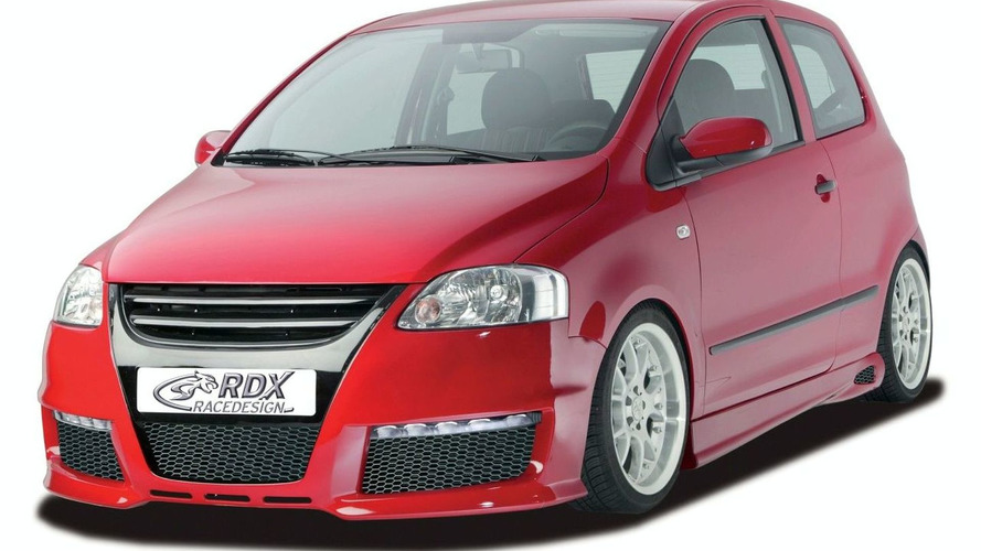 Volkswagen Fox Tuned by RDX Racedesign