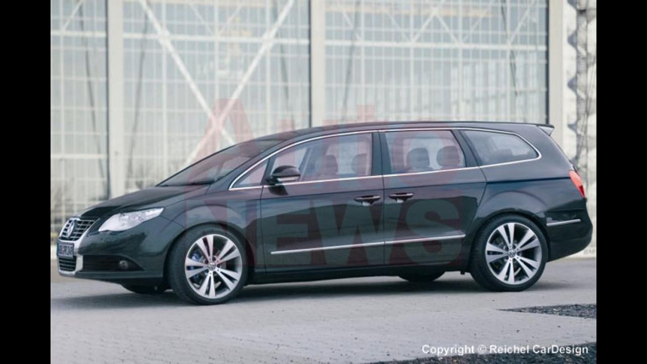 Van von Chrysler und VW