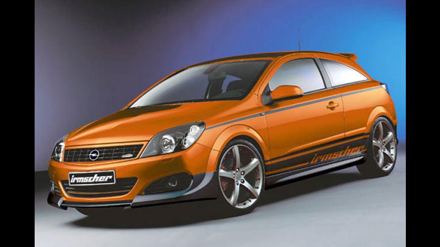 Tuning auf der IAA: Der neue Irmscher-Look für viele Opel