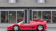 Barely driven 1995 Ferrari F50 available for almost 1.3M USD