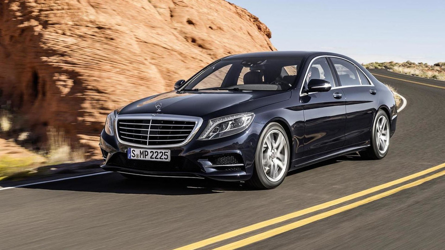 Mercedes-Benz self-driving car arriving before next-gen S-Class