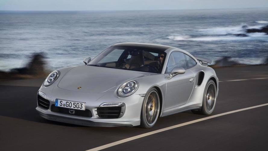 2014 Porsche 911 Turbo S 0-280 km/h test [video]