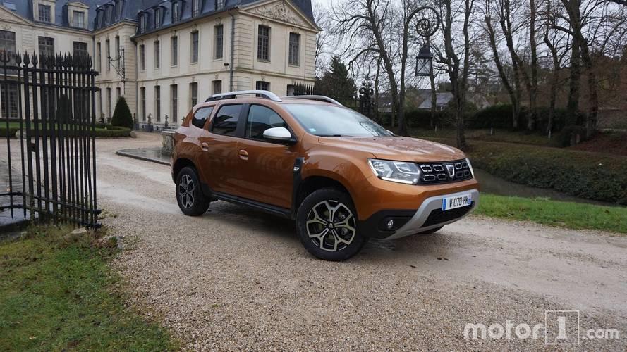 Essai Dacia Duster (2018) - Sûr de ses forces