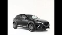 Mazda CX-3, una limited edition con Pollini