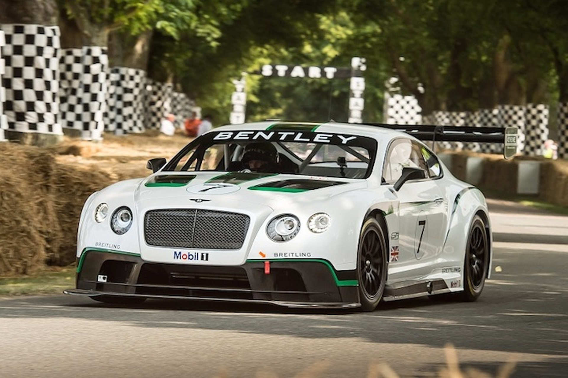 Watch the Goodwood Festival of Speed Live [Videos]