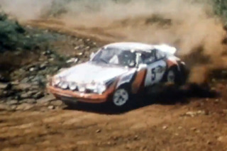 Porsche Looks Back At Its 1978 Porsche 911 SC Rally Car [Video]