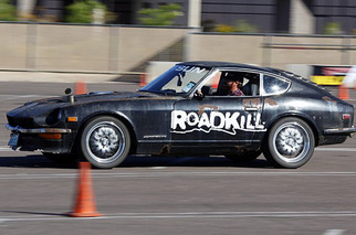 Subaru Challenges Roadkill Web Series to Shootout with Surprising Choice