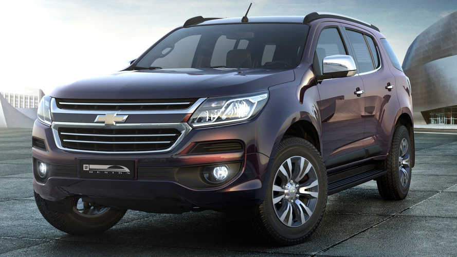 Holden Trailblazer to replace Colorado 7 in Australia