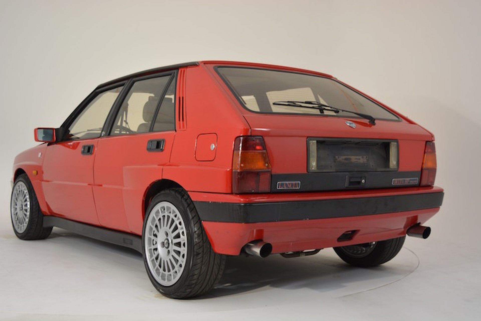 Rally-Bred Lancia Delta HF Integrale Needs a New Driver