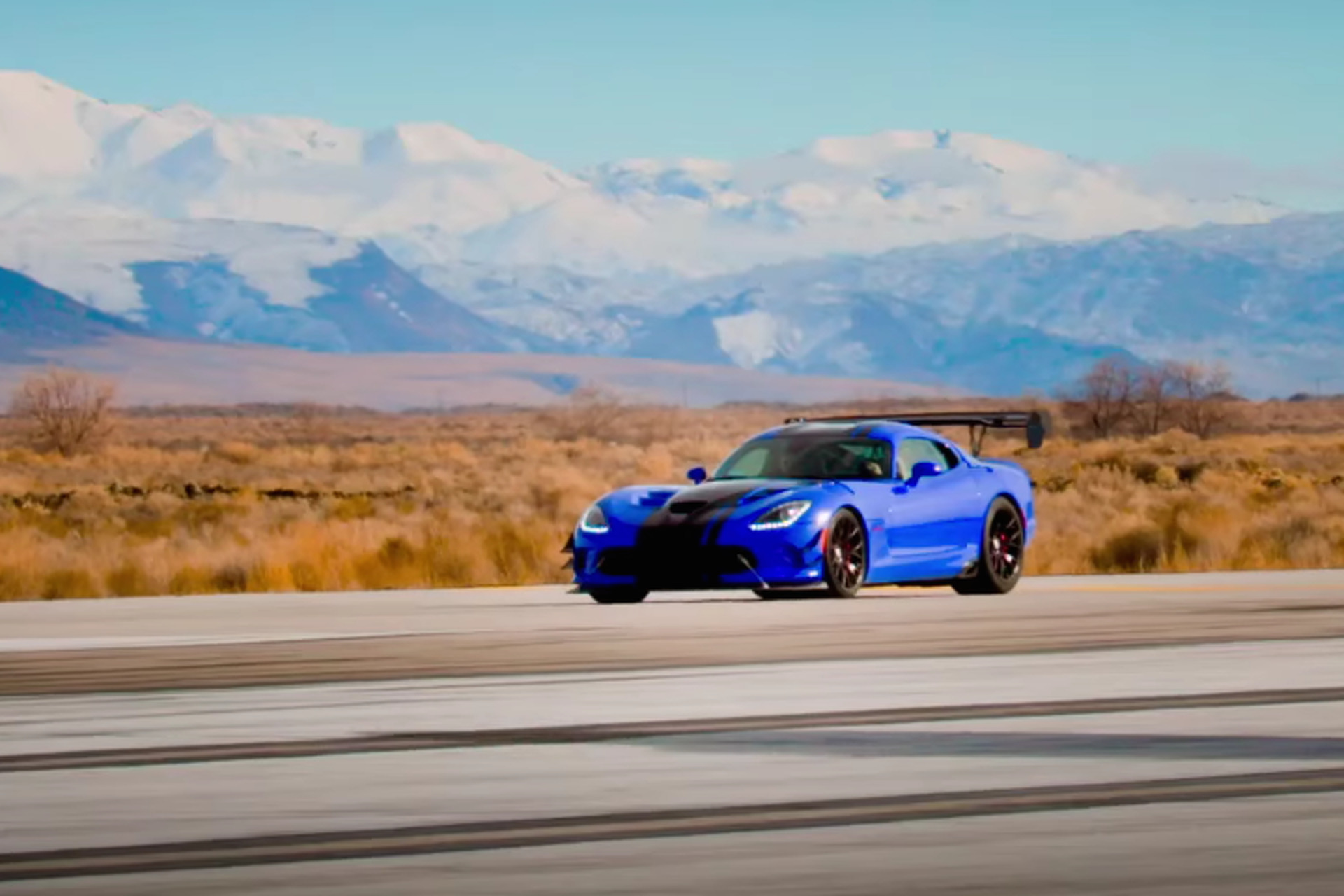 Watch the First Trailer for the New 'Top Gear'