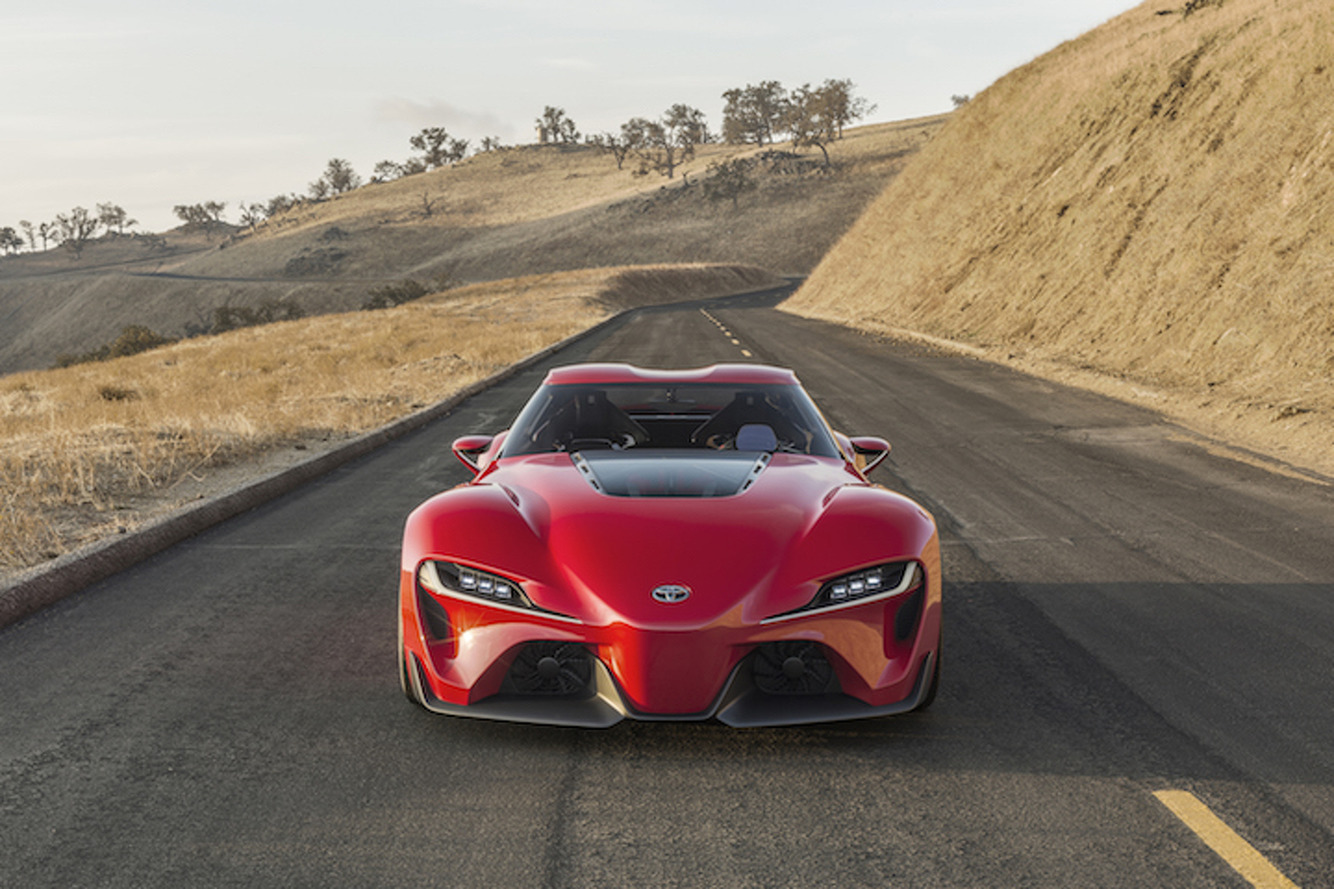 Rumored Toyota Supra/BMW Z5 Collaboration Will Be Built In Austria