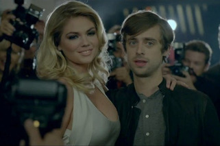 Kate Upton, Usher Star in Mercedes-Benz Super Bowl Ad