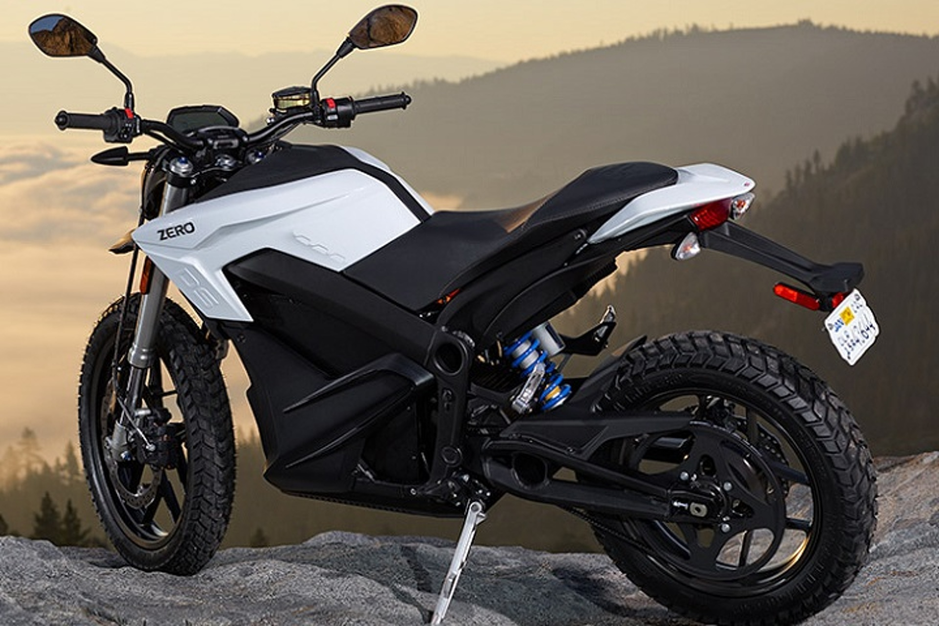 motorcycles beginner perfect zero ds motorcycle motor1 sport electric