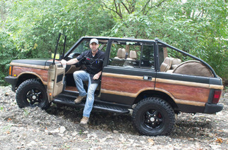 Meet the World's First Convertible-Woodie Range Rover, Built by Preval