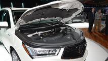 2017 Acura MDX live at New York Auto Show 2016
