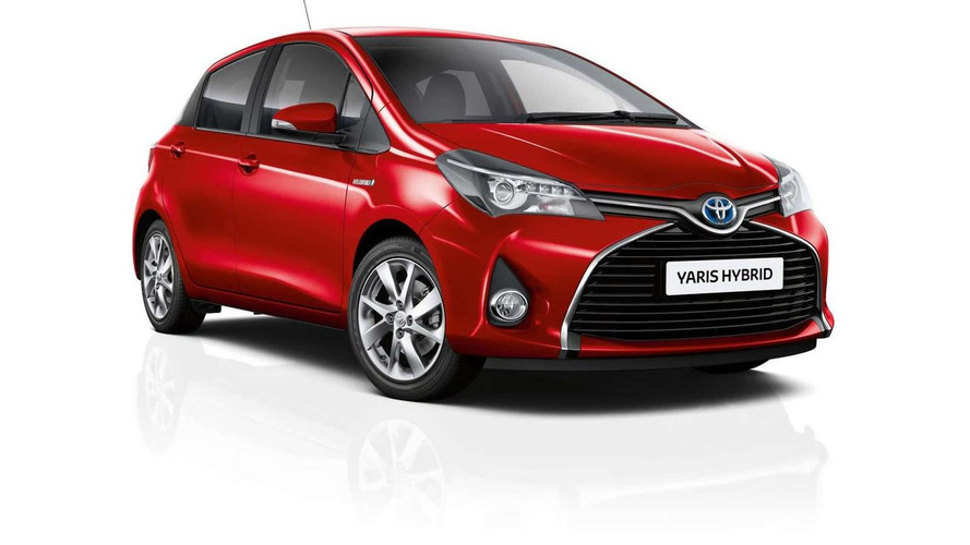 toyota yaris hybrid active and yaris hybrid sport launched. Black Bedroom Furniture Sets. Home Design Ideas