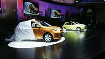 2011 Nissan Micra Geneva debut 02.03.2010