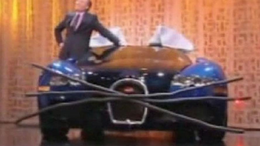 Conan O'Brien's 'Crazy Expensive' Bugatti Veyron Mouse Joke Hits NBC in the Pocket