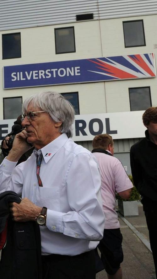 BRDC says Silverstone development reports 'poppycock'
