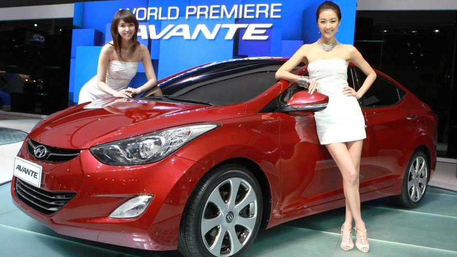 All-new 2011 Hyundai Elantra / Avante unveiled