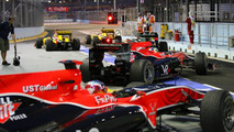 2010 Singapore Grand Prix QUALIFYING - RESULTS