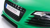 MTM Audi R8 in original GT3 Porsche green colour