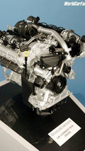 Chrysler Group 3.0-liter V-6 CRD Diesel