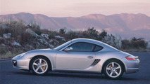 New 2006 Porsche Cayman S: First Official Photos