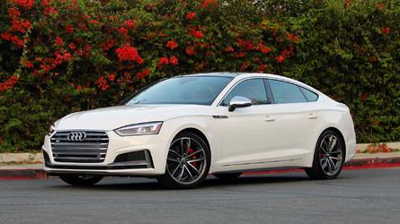 2018 Audi S5 Sportback Review