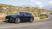 Porsche Cayenne 2018, primera prueba