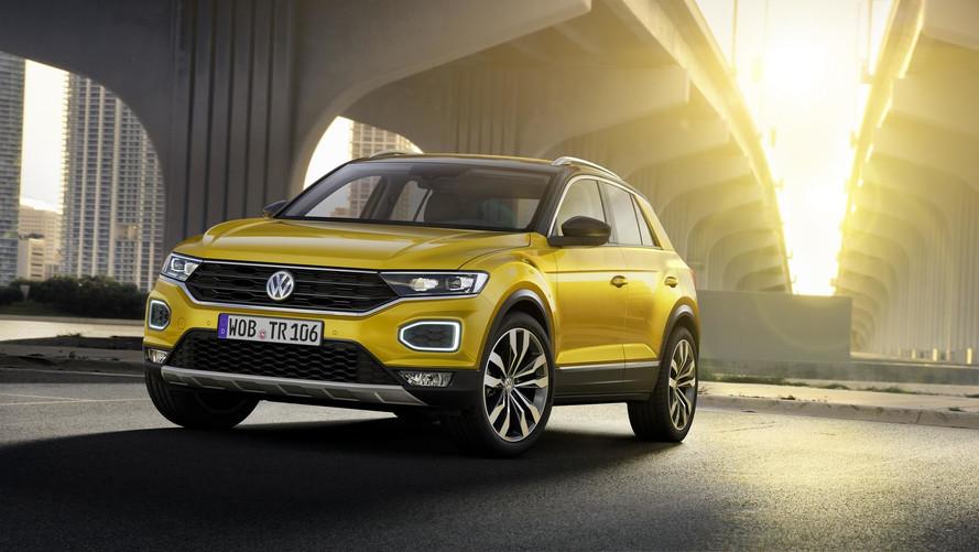 Novo Volkswagen T-Roc, SUV do Golf, é revelado oficialmente