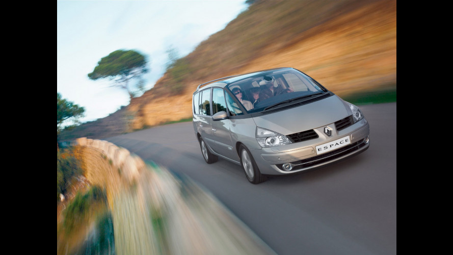Renault Espace MY 2010