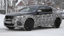 2015 BMW X6 M spy photo