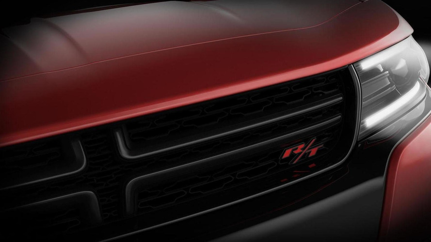 2015 Dodge Charger teased following this morning's announcement