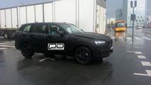 2015 Volvo XC90 spied testing in Copenhagen