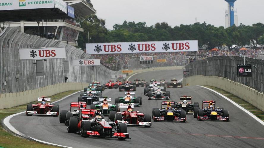 Brazil expects big finale crowd, despite Vettel