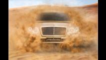 SUV-Deckname: ,Project Cullinan