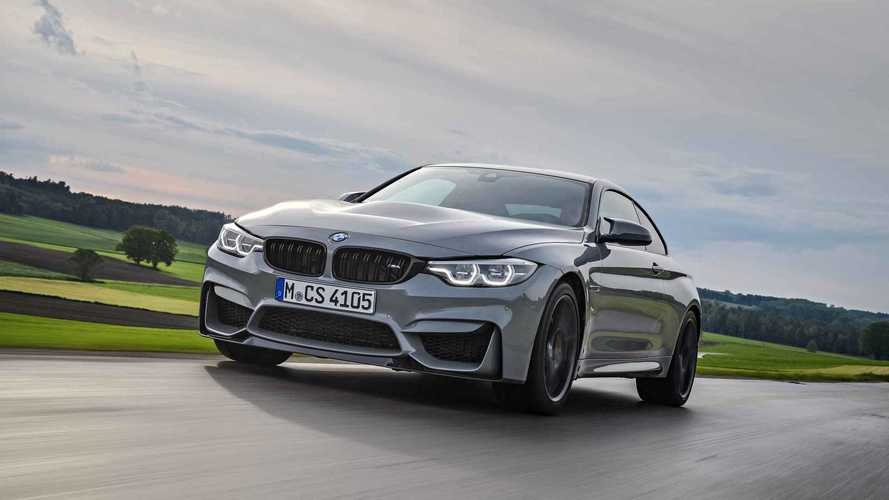 2017 BMW M4 CS First Drive A Storming Performance Coupe