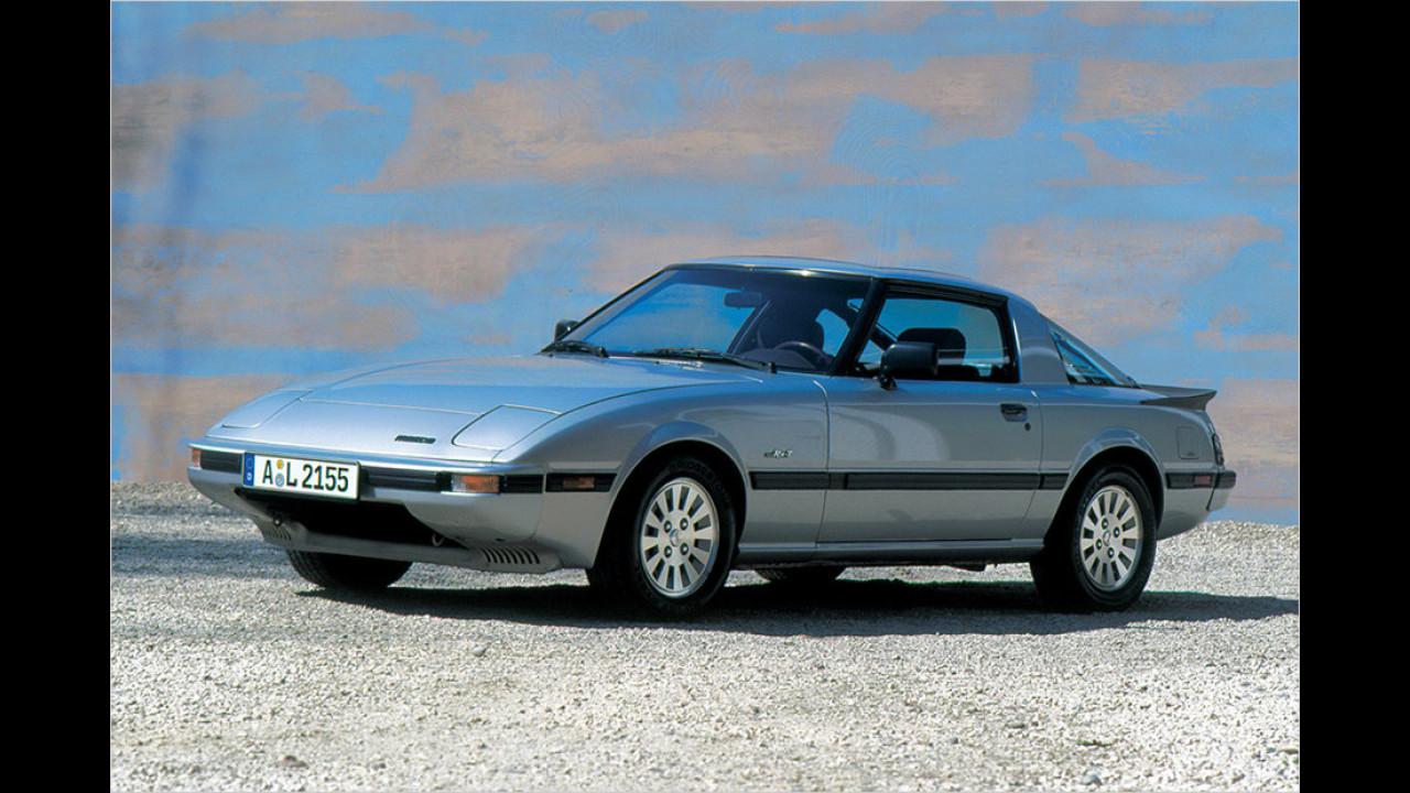 Mazda RX-7 Turbo (1984)