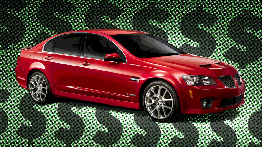 7 used American cars that are surprisingly expensive