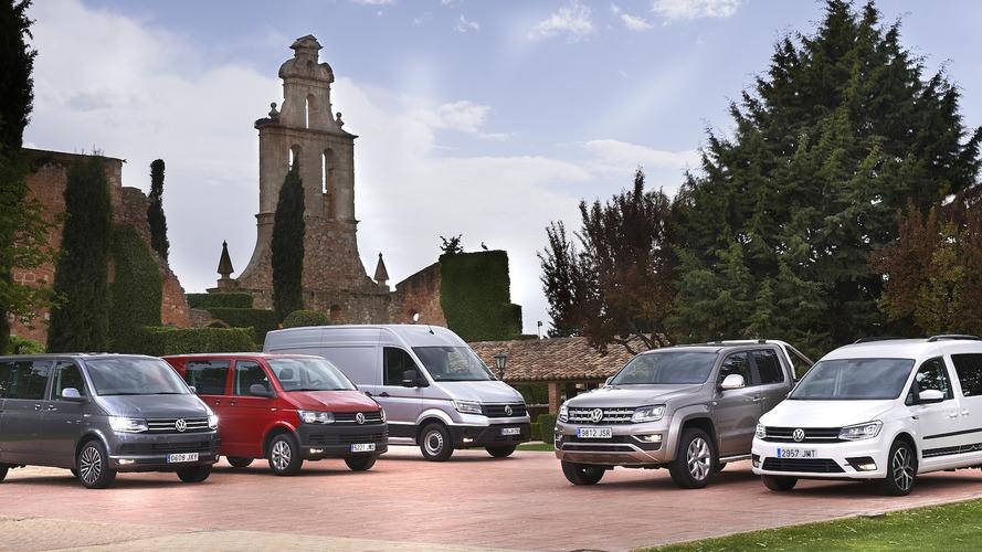 Novedades 2017 de Volkswagen Vehículos Comerciales