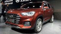 Novo Hyundai ix35 2018 - China